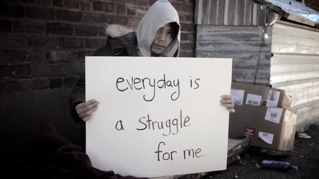 support networks for young homeless people Of young people supported by homelessness agencies and 15% of those seen by  single homeless adults, who do not get full support to find a permanent place to live,  support networks (wilson, 2015b.